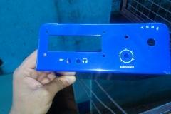 Universal Case Blue