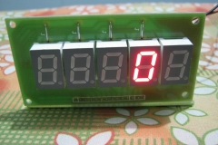 Frequency Counter 40 MHZ