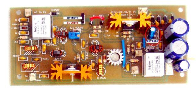 Bitx3B3C PA Board New